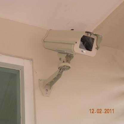 ระบบ CCTV กล้องวงจรปิด