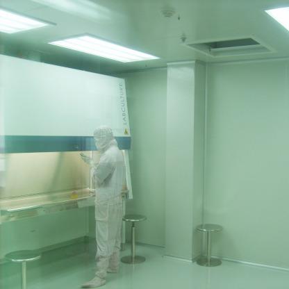 ห้องผลิตวัคซีน เยื้อหุ้มสมองอักเสบ (JE)